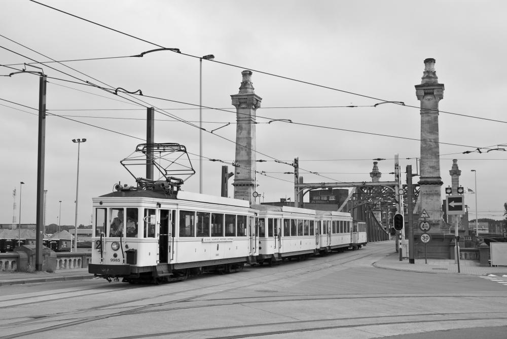 Oostende in der 60ern