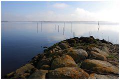 Oostmahorn, am Hafen,