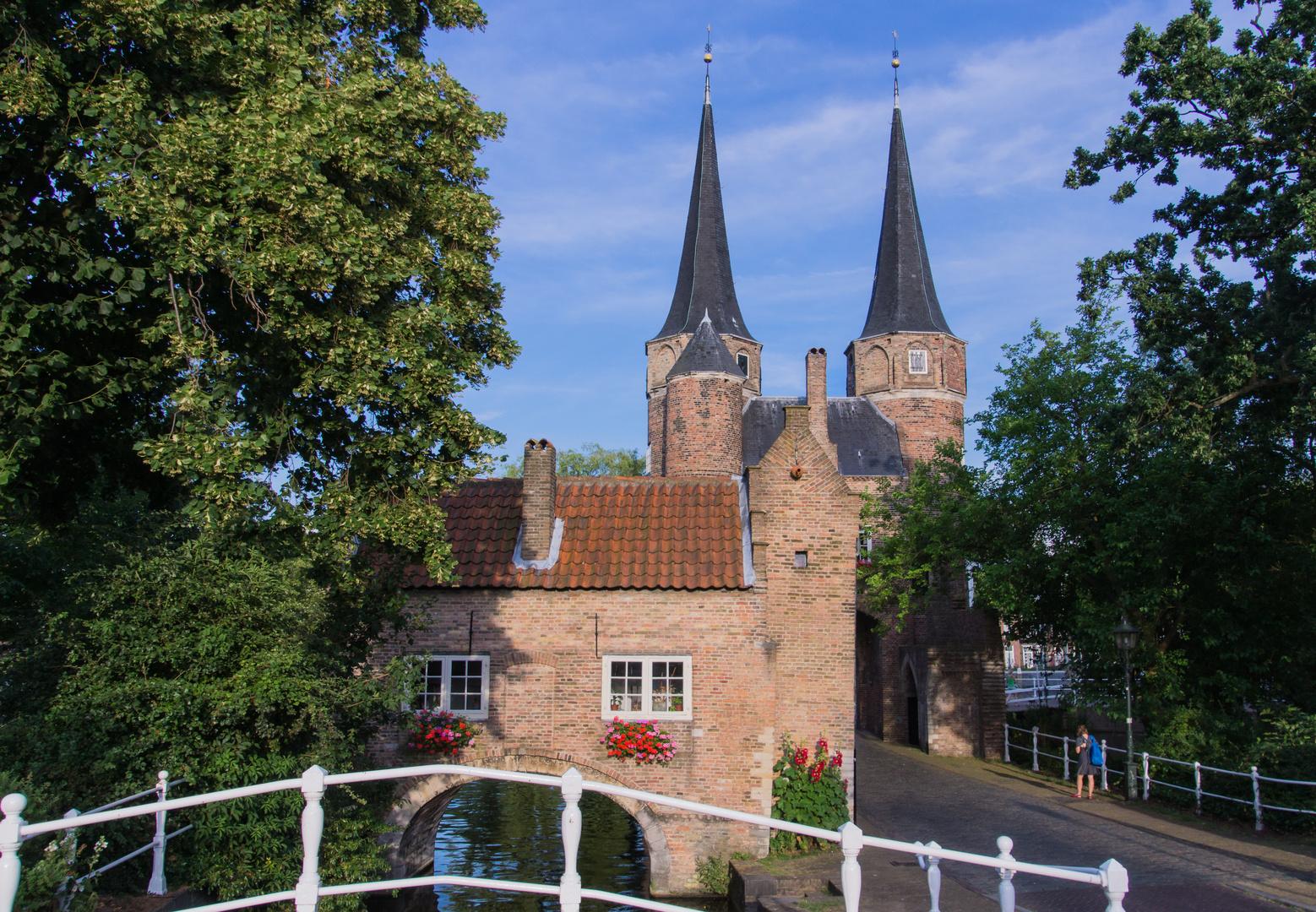 Oostpoort - Delft/Niederlande