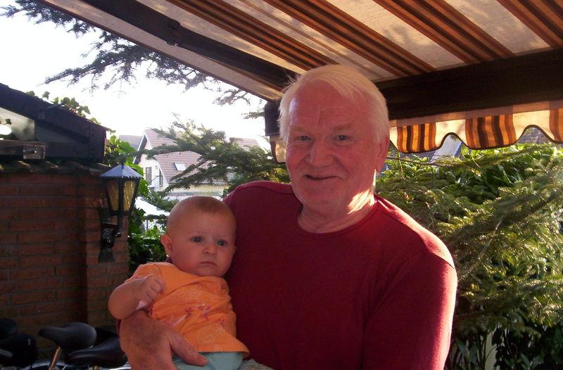 Opa du bist der Beste :-)