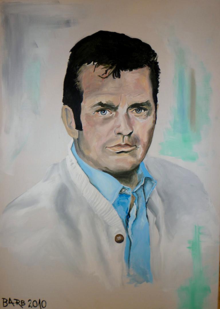 Opa Johnny Portrait