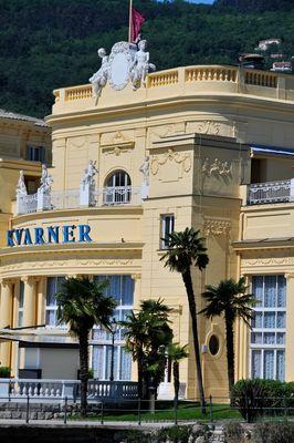 Opatija-Hotel Kvarner