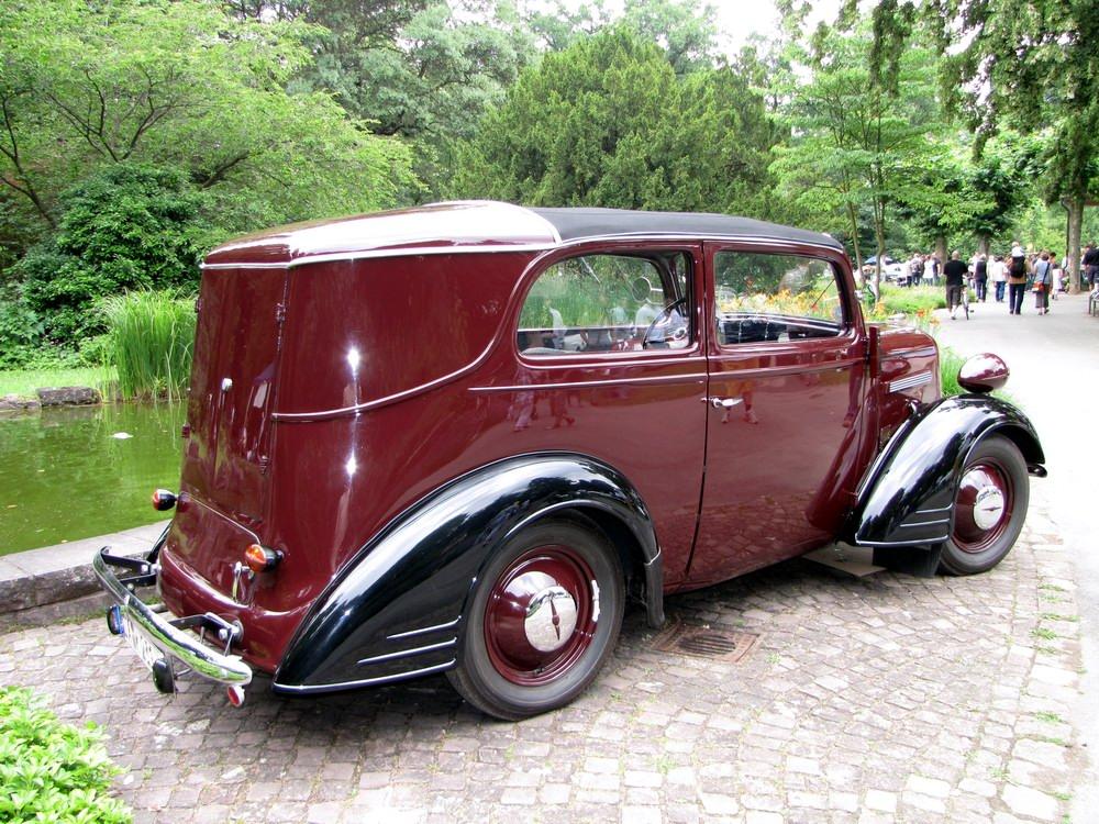 Opel 1,3 Liter