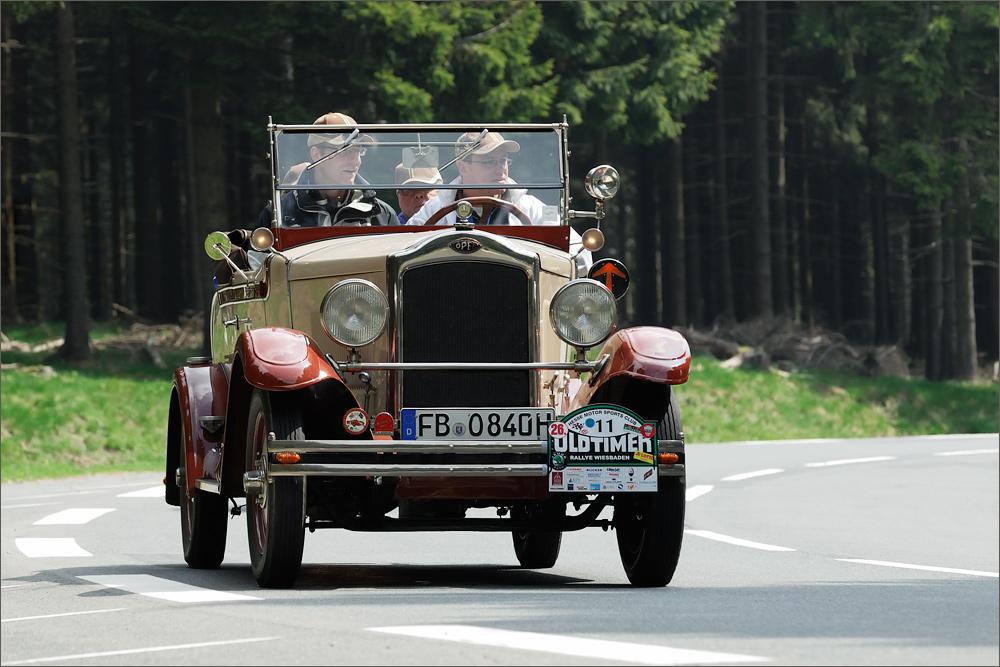 [ Opel 8/40 ]