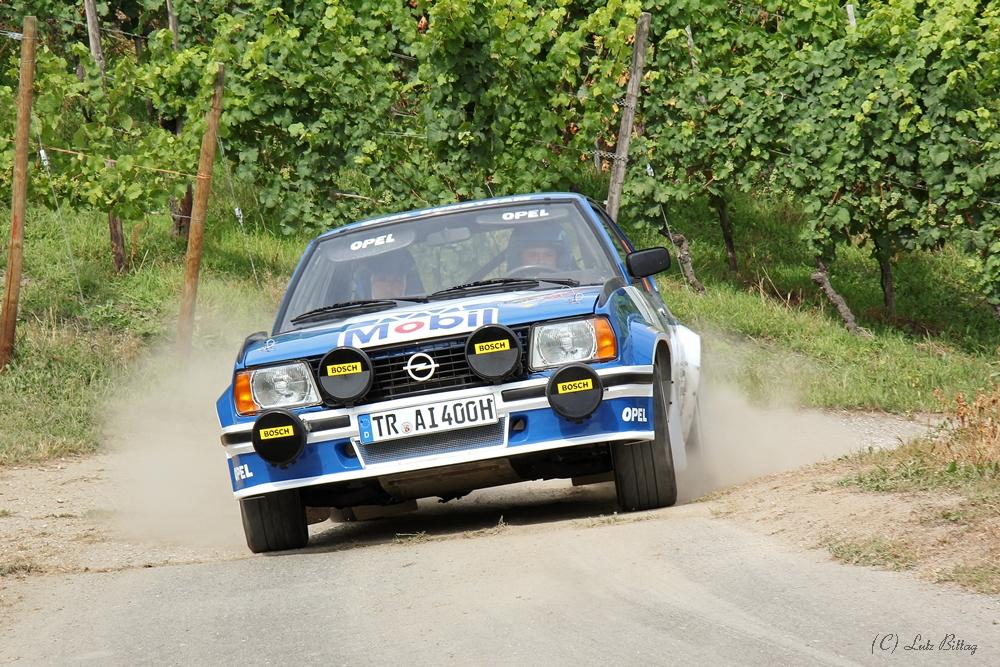 Opel Ascona 400 ...