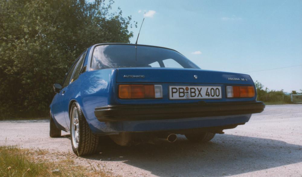 Opel Ascona B 2.0E