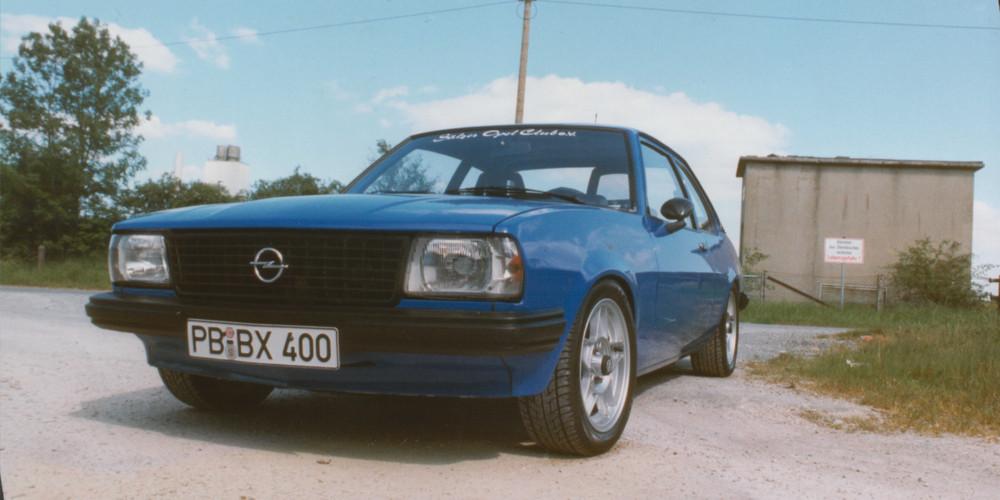 Opel Ascona B 2.0E Sport