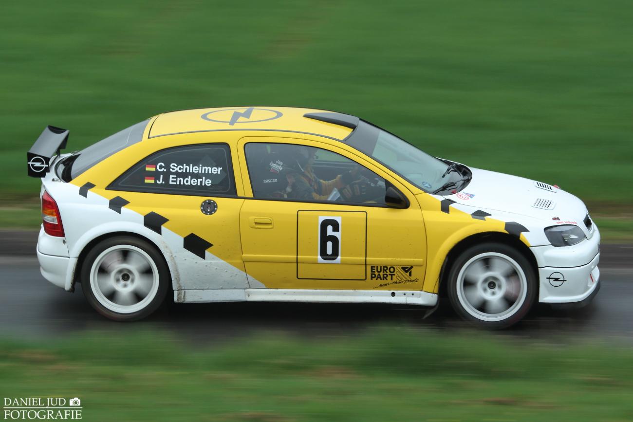Opel Astra G-CC - 30. ADAC Westerwald Rallye 200 2014