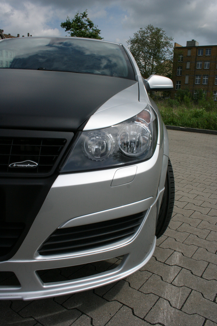 Opel Astra H Tuning