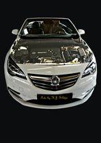 Opel Cascada Cabrio oder einfach Astra