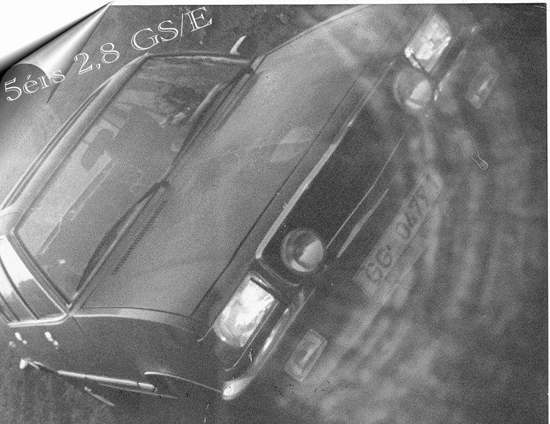 Opel Commodore  ...Commodore...