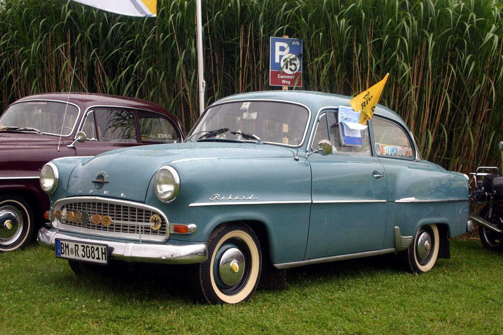 Opel - damals eine Erfolgsstory 02