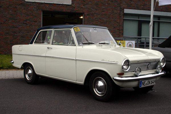 Opel - damals eine Erfolgsstory 16