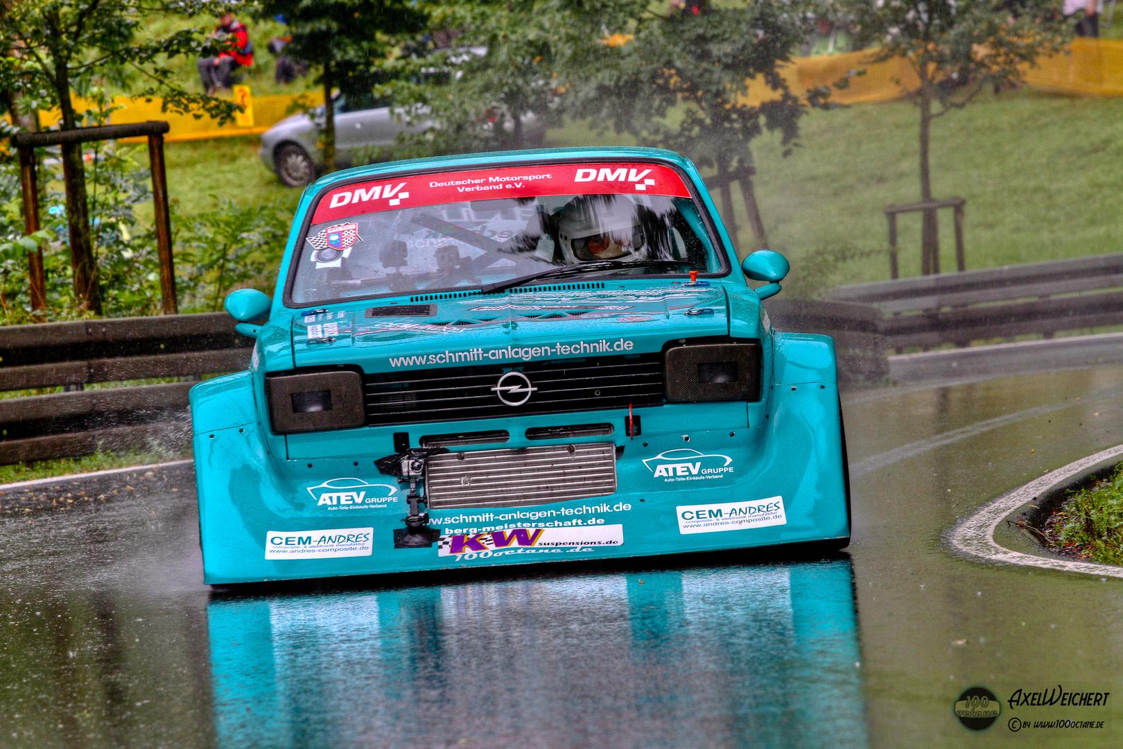 Opel Gerent Kadett CQP Evo 2 - Sebastian Schmitt - Glasbach 2012