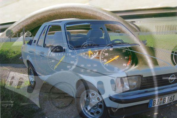 Opel Kadett C Aero spezial