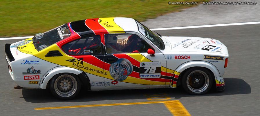 OPEL Kadett C GTE Coupe
