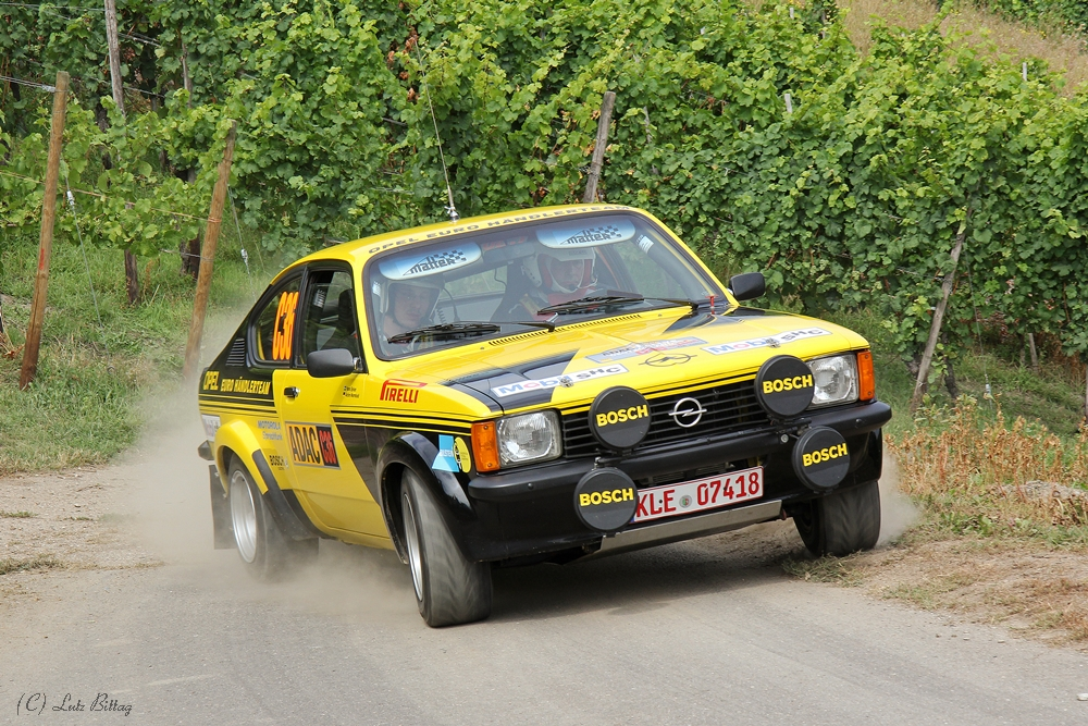Opel Kadett GT/E ...