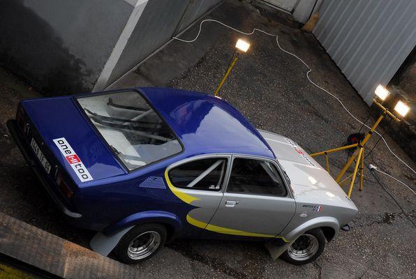Opel Kadett GTE