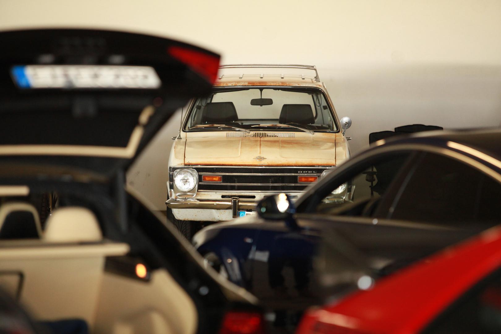 Opel Kadett Kombi