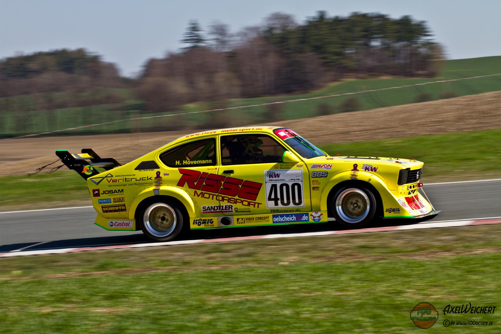 Opel Kadett Risse C Coupé - Holger Hovemann