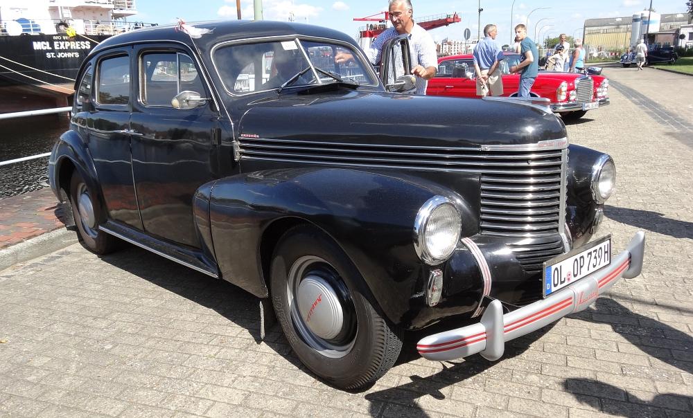 Opel Kapitän 1938