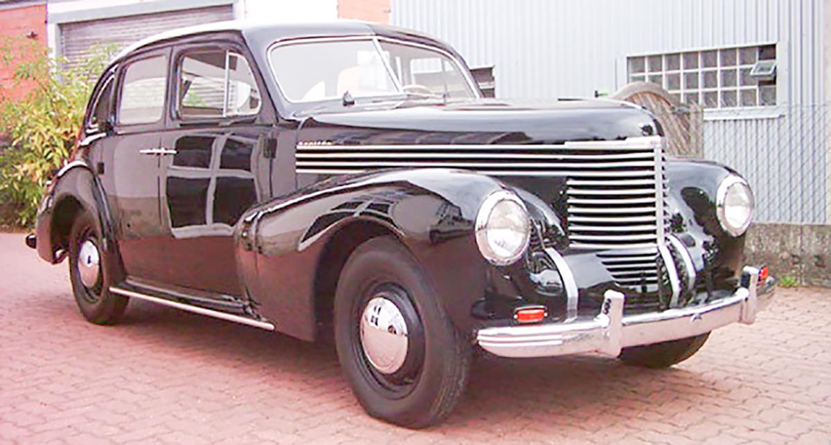 Opel Kapitän 1950