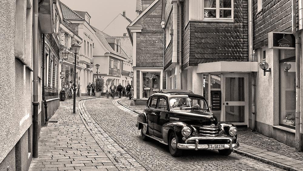 Opel Kapitän von 1952