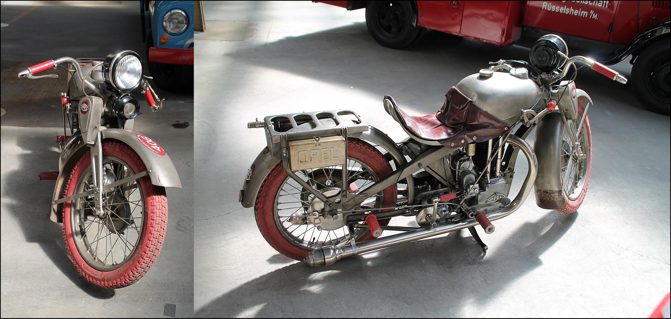 opel motorrad foto bild autos zweir der oldtimer. Black Bedroom Furniture Sets. Home Design Ideas