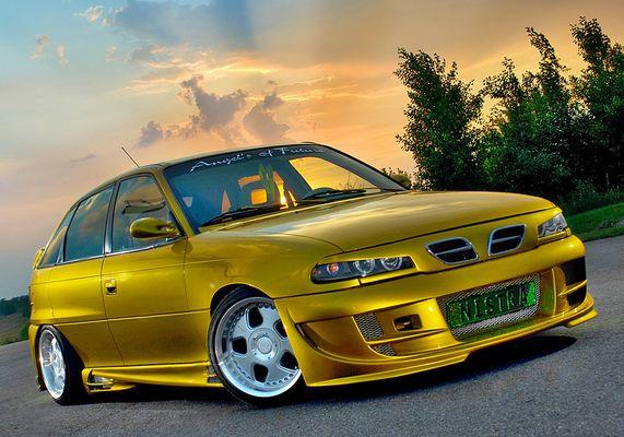 Opel Nistra