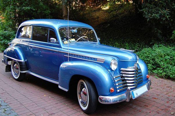 Opel Olympia 1951/52