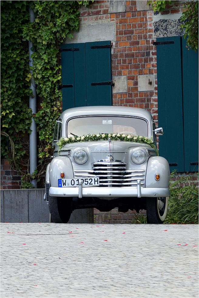 Opel Olympia Baujahr 195..?