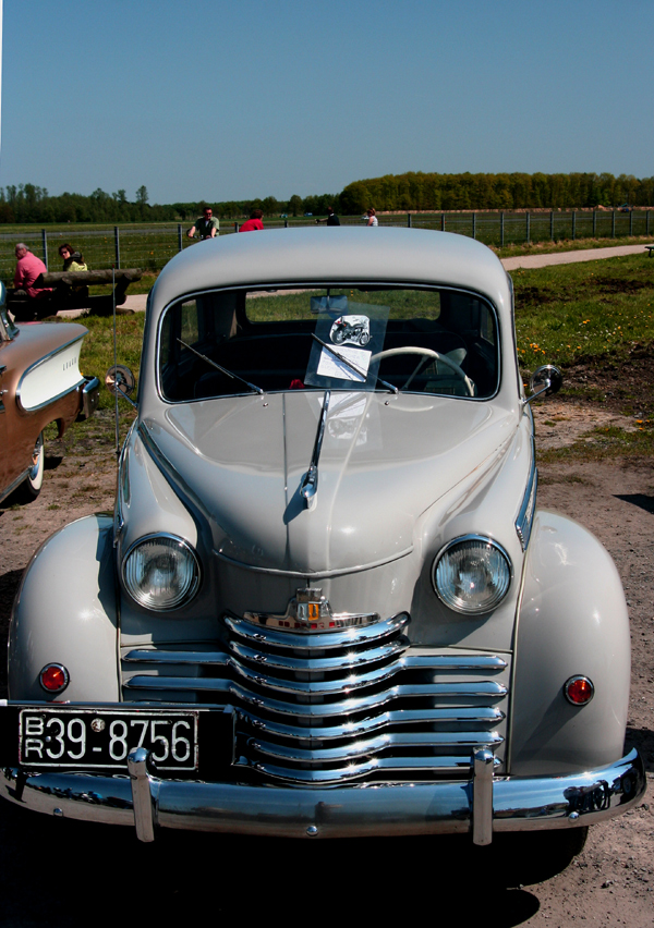 Opel Olympia Bj. 1951