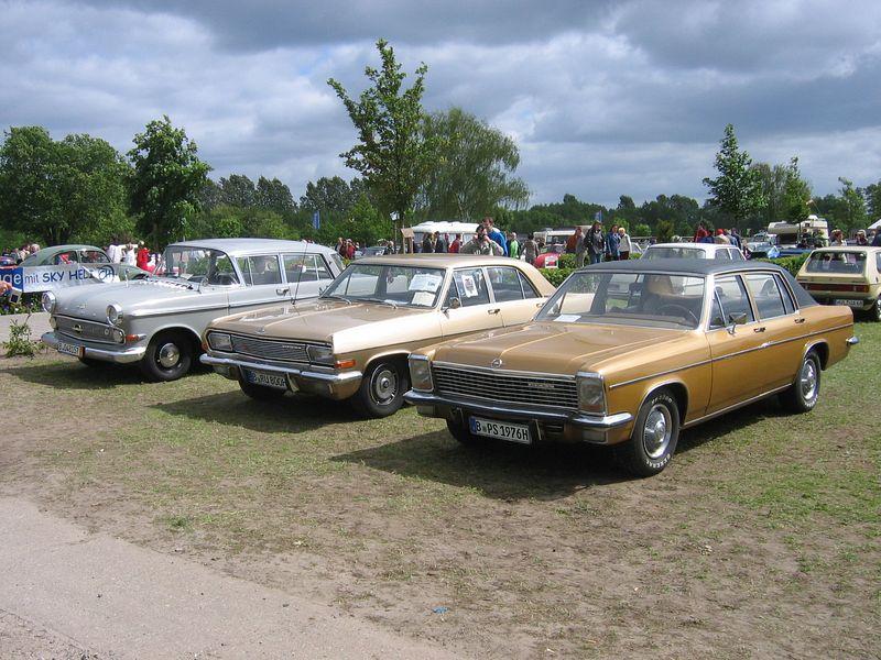 Opel Parade