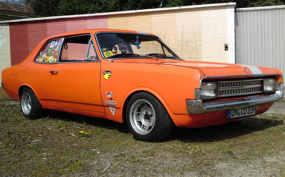 Opel Rekodore 3.0E