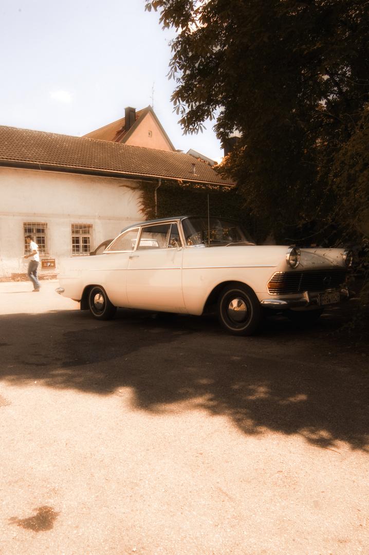 Opel Rekord Coupé II.