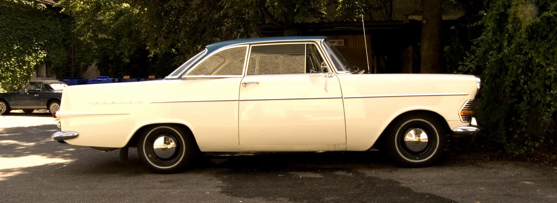 Opel Rekord Coupé IX.