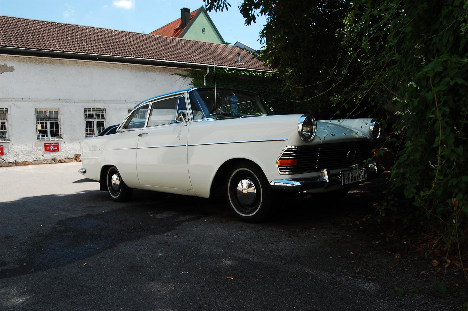 Opel Rekord Coupé V.
