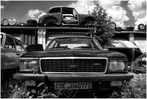 Opel Schrott und Opel Top