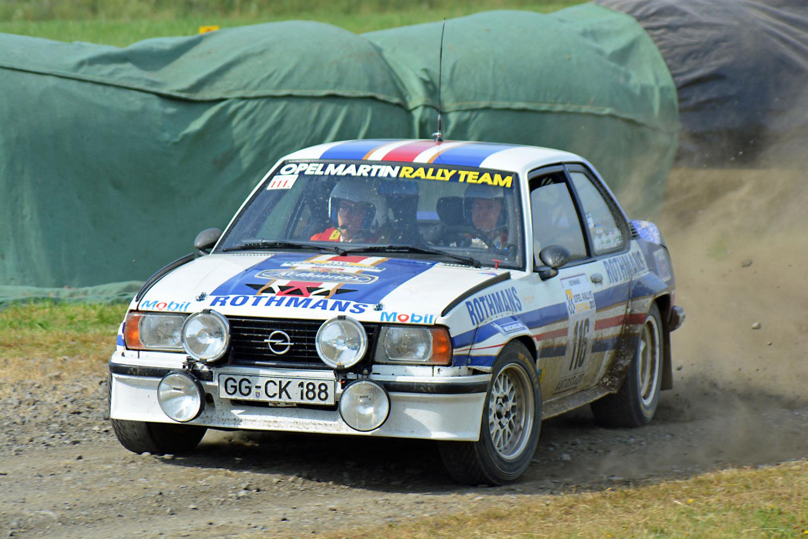 Opel-Show Part II