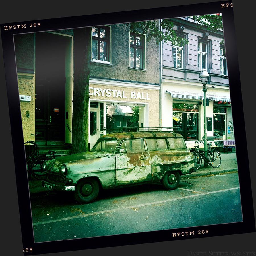 Opel Vintage