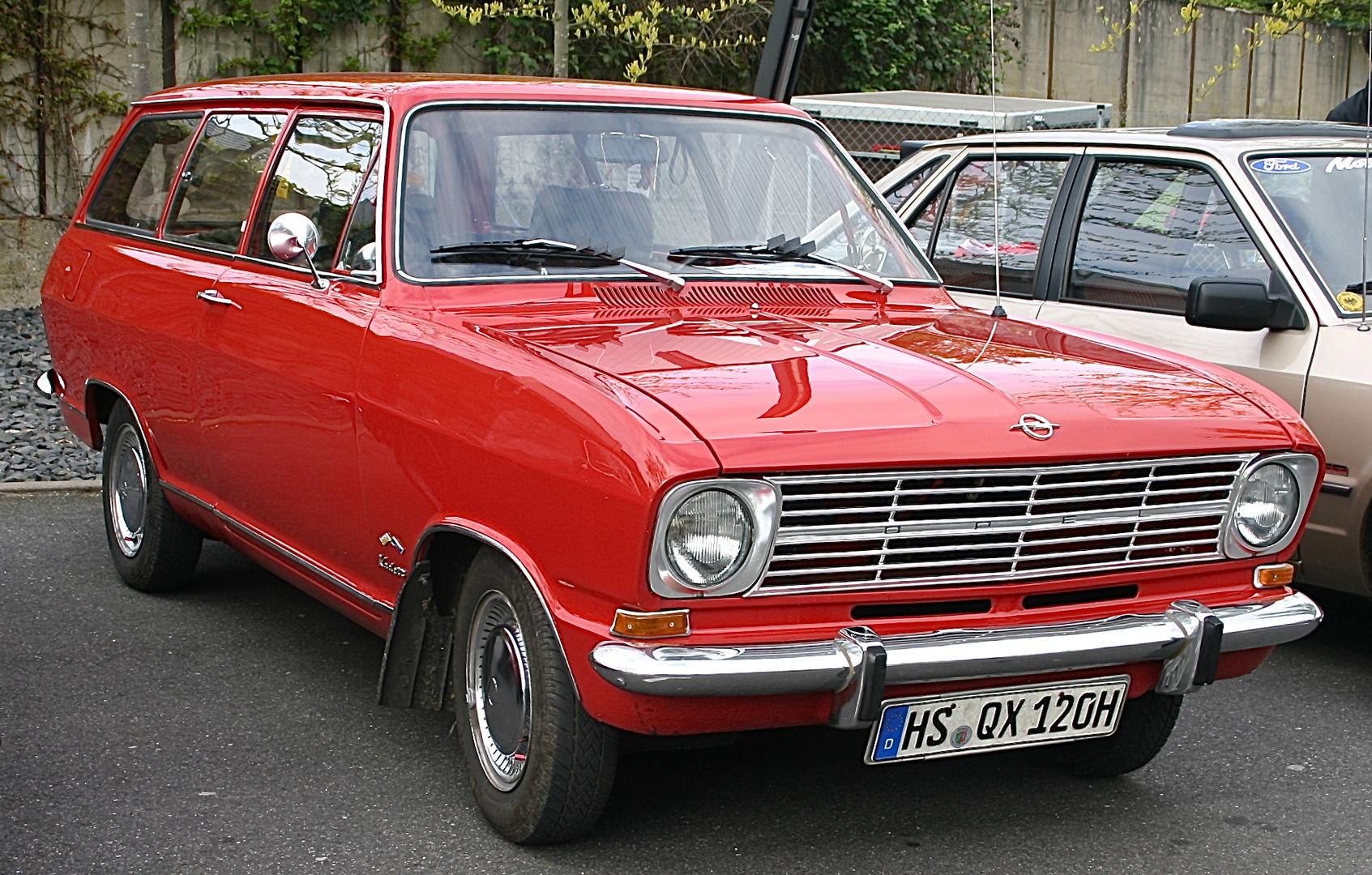 Opels B-Klasse