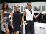 Opels handverlesene Hostessen