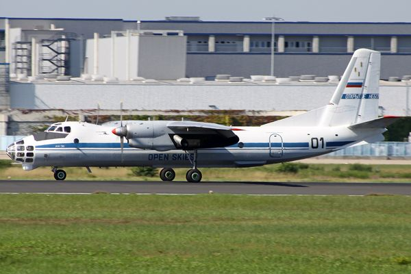 Open Skies Antonov An-30