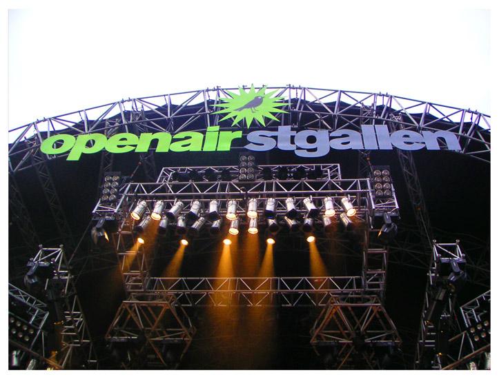 Openair Sommer