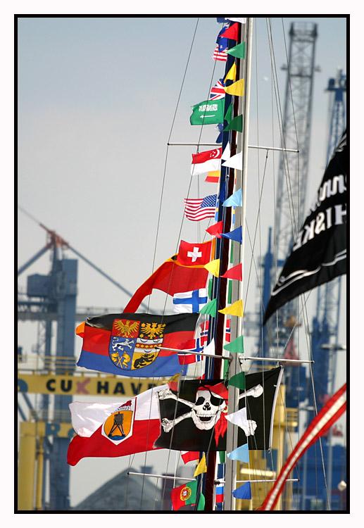 Openship Cuxhaven 2007