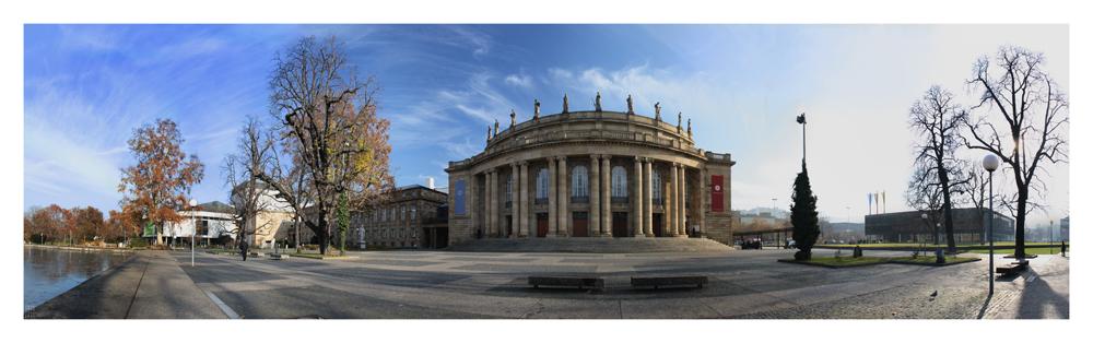 Oper der Stadt Stuttgart
