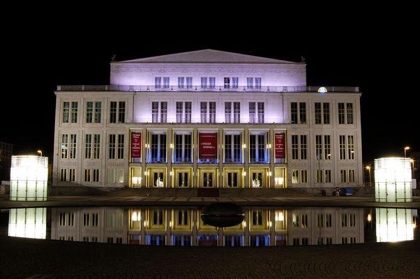 Oper in Leipzig nach dem fc-Treffen in der Reudnitz