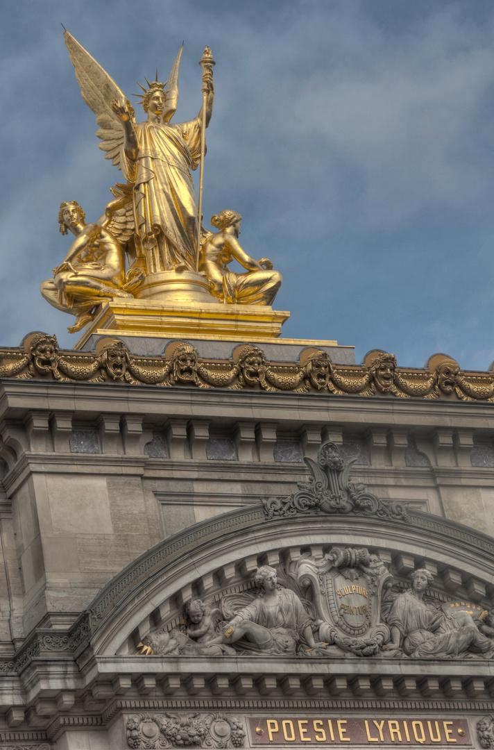 Opéra Garnier II (HDR)