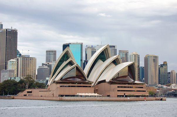 Opera House - Sea View