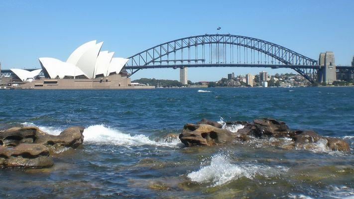 Opera House&Harbour Bridge